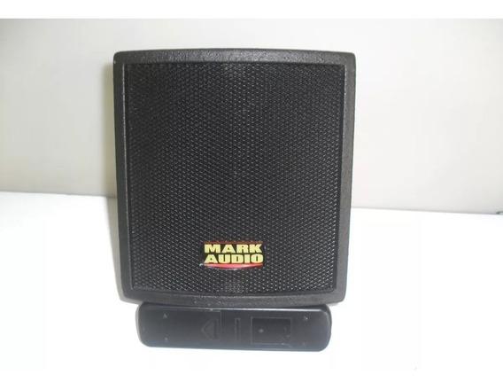 Caixa Som Pequena Mark Audio 20w Rms