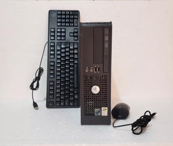 Cpu Dell Optiplex 740 2gb Hd 160 Amd Atholon 64x2 Dual Core