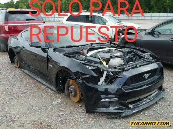 Ford Mustang Mustang Chocados