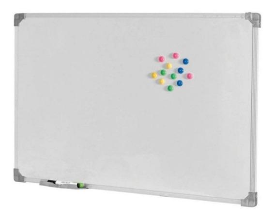 Lousa Quadro Branco Magnético Linha Office 100x70 Ima Gratis