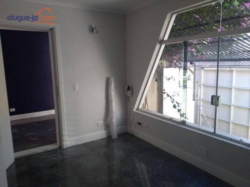 Amplo Sobrado Com 4 Salas + 1 Suite - Venda Ou Locação - Ca3711