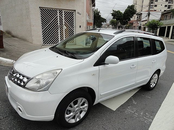 Nissan Grand Livina 1.8 Sl 16v Automatico 2014 - F7 Veículos