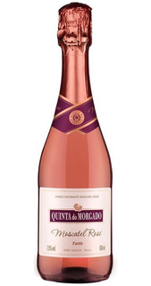 Espumante Moscatel Rosé Quinta Do Morgado Fante 660ml
