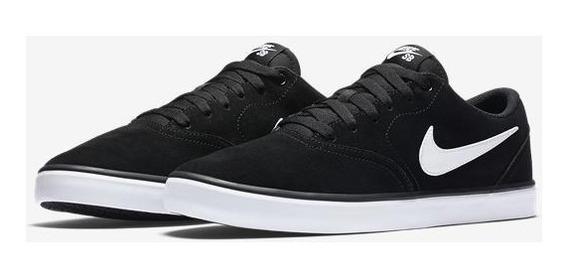 Tenis Nike Sb Check Solar Skate Unissex 843895 Original + Nf
