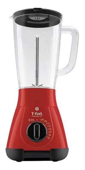 Licuadora Potente Tefal/ T-fal 8 Vel+pulso 2.4l Vaso Plastic