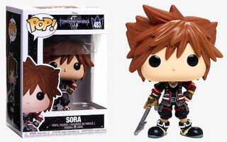 Funko Pop Kingdom Hearts Sora # 483 * Local Balvanera