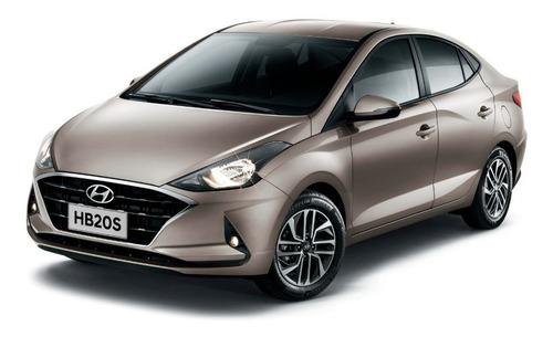 Imagem 1 de 10 de Hyundai Hb20s 1.0 Evolution Flex 4p