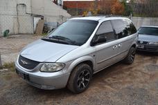 Chrysler Caravan 2.4 Se Gnc 3 Filas De Asientos 44507191