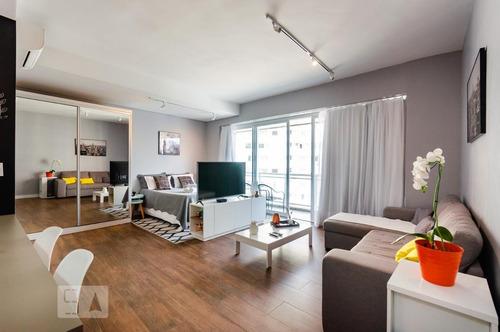 Apartamento Para Aluguel - Gonzaga, 1 Quarto,  54 - 893301361