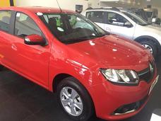 Renault Sandero Autentique Entrega Pactada Cuotas $3.000 Jn
