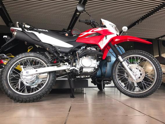 Nueva Honda Xr 150 0km Entrega Colores Disp