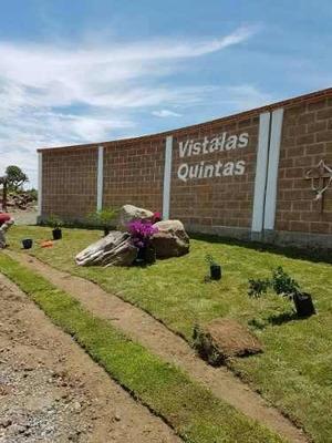 Desarrollo Vista Las Quintas Atlixco Puebla