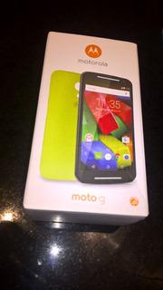 Caixa Original Celular Moto G4 Xt1078 Vazia