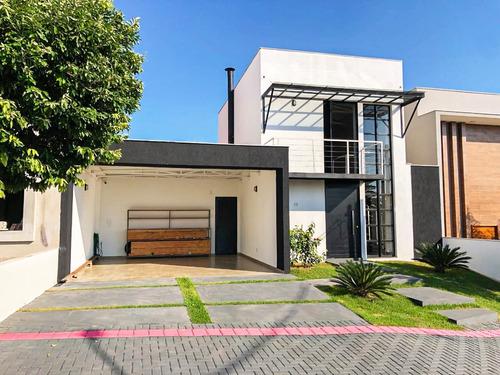 Imagem 1 de 15 de Casa Em Condominio - Jardim Ecoville I - Ref: 9315 - V-9315