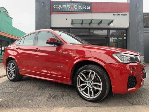 Bmw X4 3.0 Xdrive 35i 306cv M Package 2016