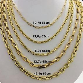 Cordao De Ouro 18k 750 10g