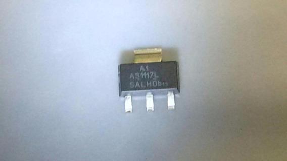 5 Ci Regulador As1117l As 1117l As 1117l 1117 L Ajustavel