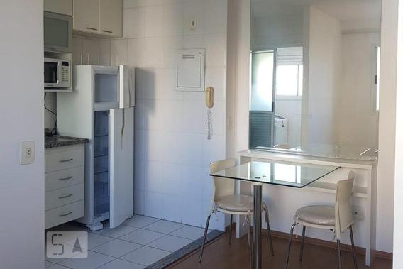 Apartamento Para Aluguel - Tatuapé, 1 Quarto, 50 - 893082748
