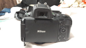 Nikon D5100 Com Flas, Bolsa Etc.