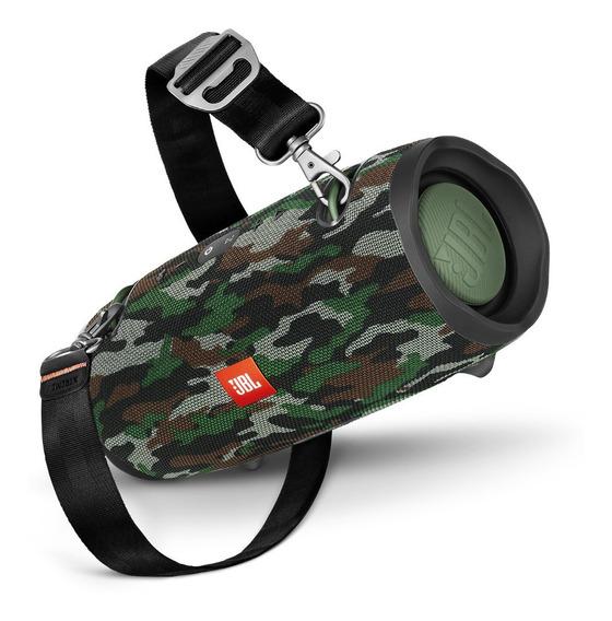 Caixa Som Bluetooth Jbl Xtreme 2 40w Squad Garantia De 1 Ano