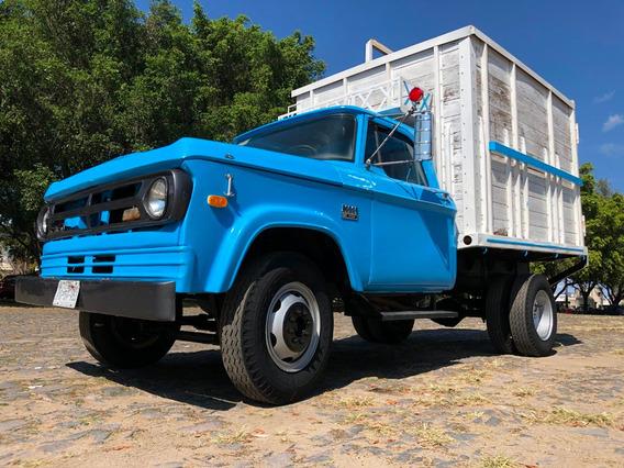 Dodge 300 1979 3 Toneladas Restaurada Camion 3 Ton Dodge 300