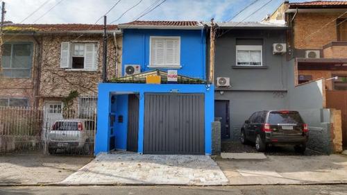 So0006 - Sobrado Com 3 Dormitórios Para Alugar, 200 M² Por R$ 6.200/mês - Vila Nova Conceição - São Paulo/sp - So0006