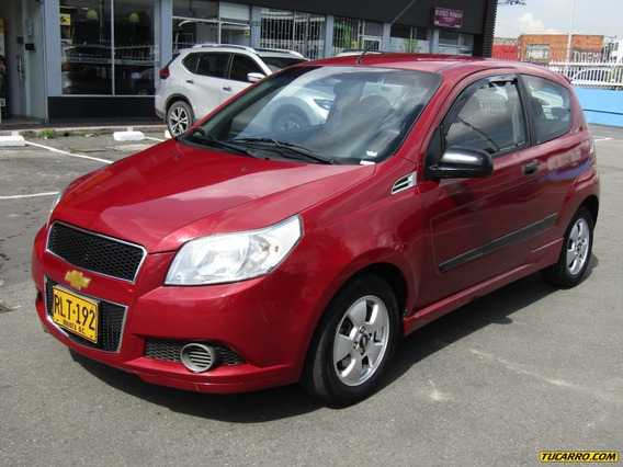 Chevrolet Aveo Emotion Gti 1.6