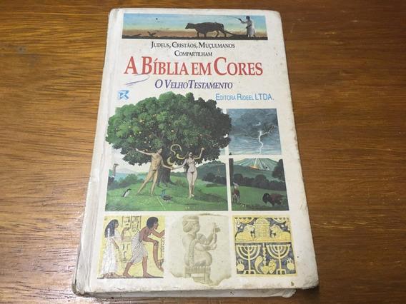 Livro A Bíblia Em Cores: O Velho Testamento
