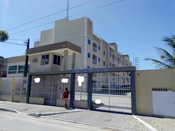Apartamento Com 4 Dormitórios À Venda, 130 M² Por R$ 280.000,00 - Maracanaú - Maracanaú/ce - Ap0624