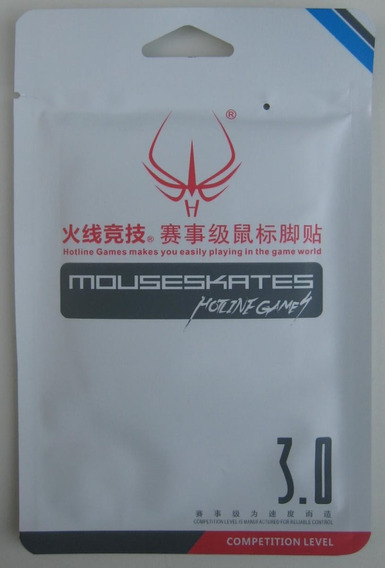 Mouse Feet Hotlinegames Logitech G-pro Wireless * 0,23mm *