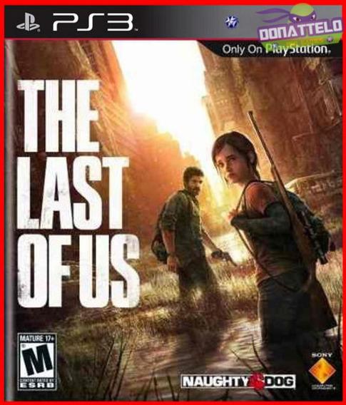 The Last Of Us Ps3 Dublado Portugues Br Midia Digital