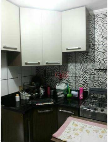 Apartamento À Venda; Cidade Tiradentes; São Paulo; 2 Dorm.; 1 Vaga. - Ap3268