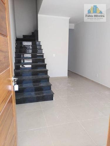 Sobrado Com 2 Dormitórios À Venda, 70 M² Por R$ 230.000 - Parque São Bento - Sorocaba/sp - So0461