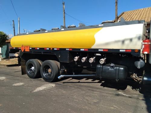 Tanque De Combustível E Agua 15mil Litro 4 Repartições