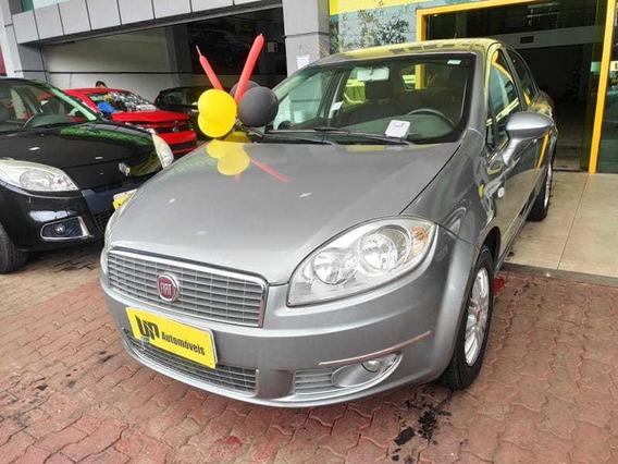 Fiat Linea Lx 1.9 16v (dualogic) (flex) 4p