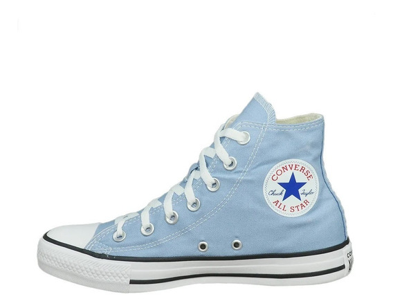 Tenis Ct04190030 Chuck Taylor All Star Azul/preto/branco