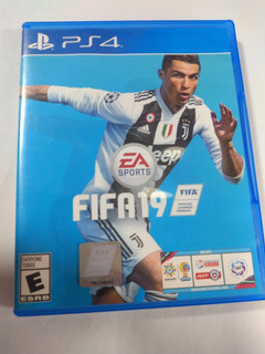 Fifa 19 Ps4 Fisico Original