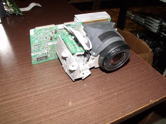 Bloco Optico Com Chip Dmd Projetor Infocus In24 W240