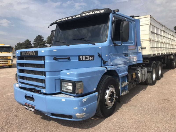Caminhão Scania 113 320 Trucado 1994