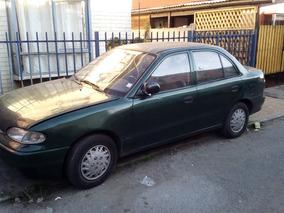 Hyundai Accent Sedan 1997 Accent Ls 1,5