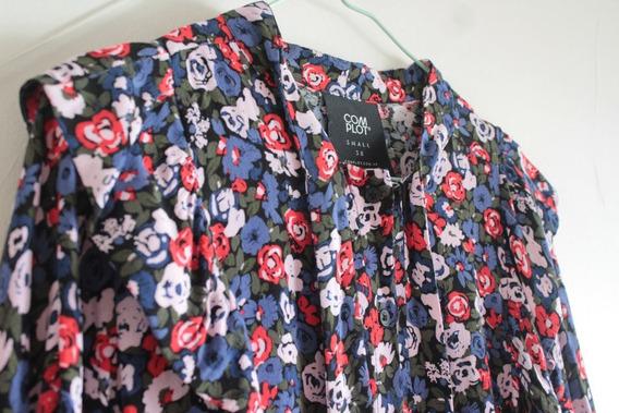 Camisa Floreada Complot