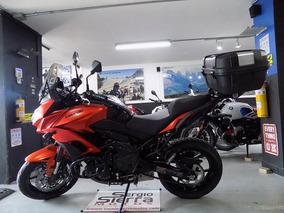 Kawasaki Versys650 Abs Naranja 2016