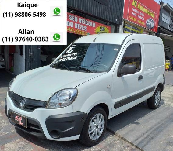 Renault Kangoo 2016 Com Ar E Direção