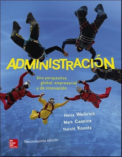 Libro Administración Una Perspectiva Global / Mcgraw Hill