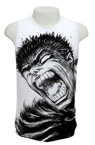 Camiseta Berserk Guts - Regata
