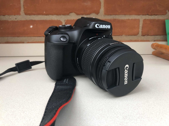 Câmera Digital Canon Eos Rebel T100