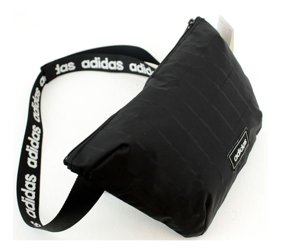 Cangurera adidas T4h Ajustable Color Negro