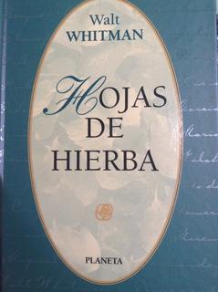 Walt Whitman: Obras Maestras De La Poesía