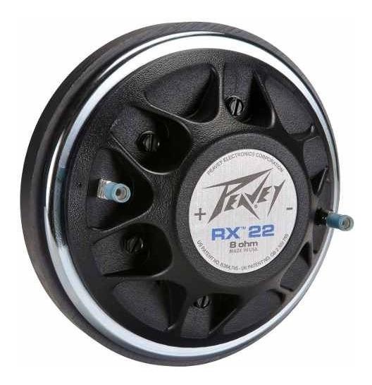 Controlador De Compresión Driver Peavey Rx22 + Garantía