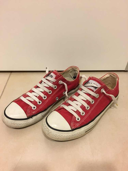 Zapatillas Converse All Star Rojas
